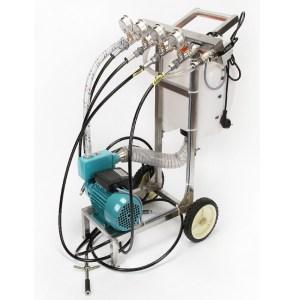 Pompa do iniekcji niskociśnieniowej