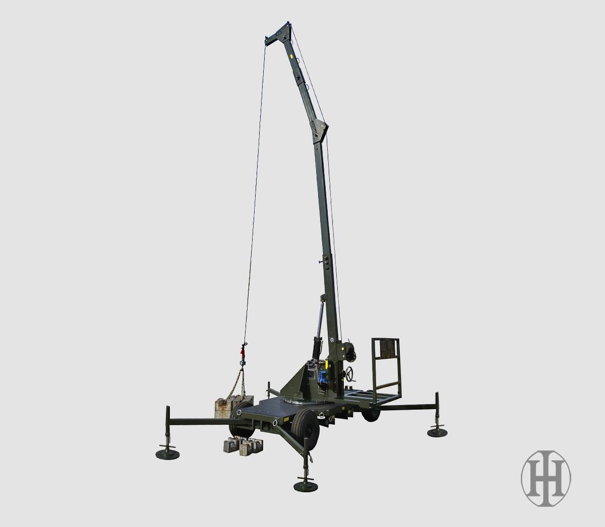 Agse Crane Hydraulics International Inc