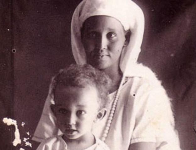 Giorgio Marincola left his mother when young to be raised by his Italian family.RAZZA PARTIGIANA/FAMILY ARCHIVE