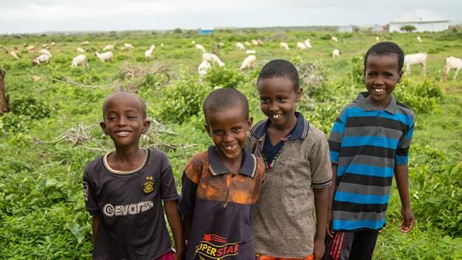 Warsame Gure/World Bank