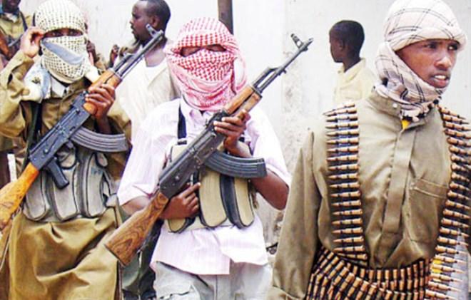 A file photo of Al shabaab Militia. Image: FILE