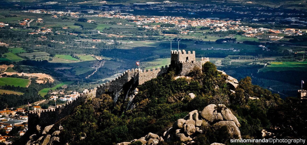 Portugal Itinerary: Palacio de los moros