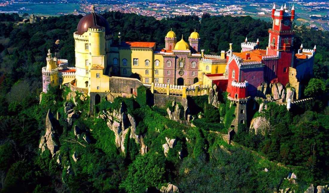 Portugal Itinerary: Palacio da pena