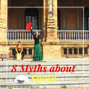 Myths about Spain