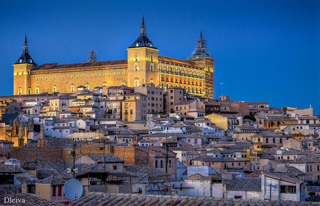 Spain Itinerary: Alcazar de Toledo