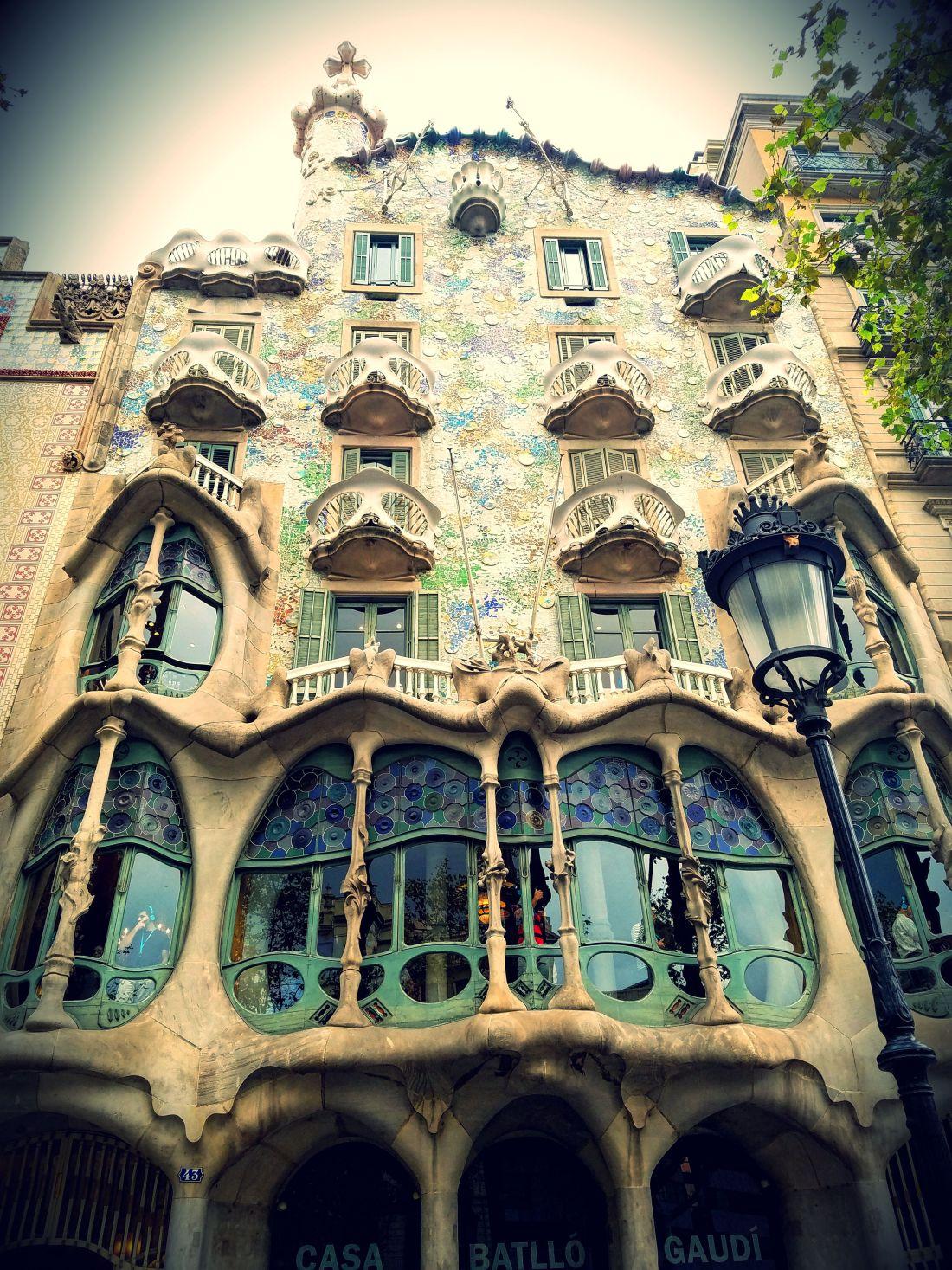 3 Day Barcelona Itinerary: Casa Batllo