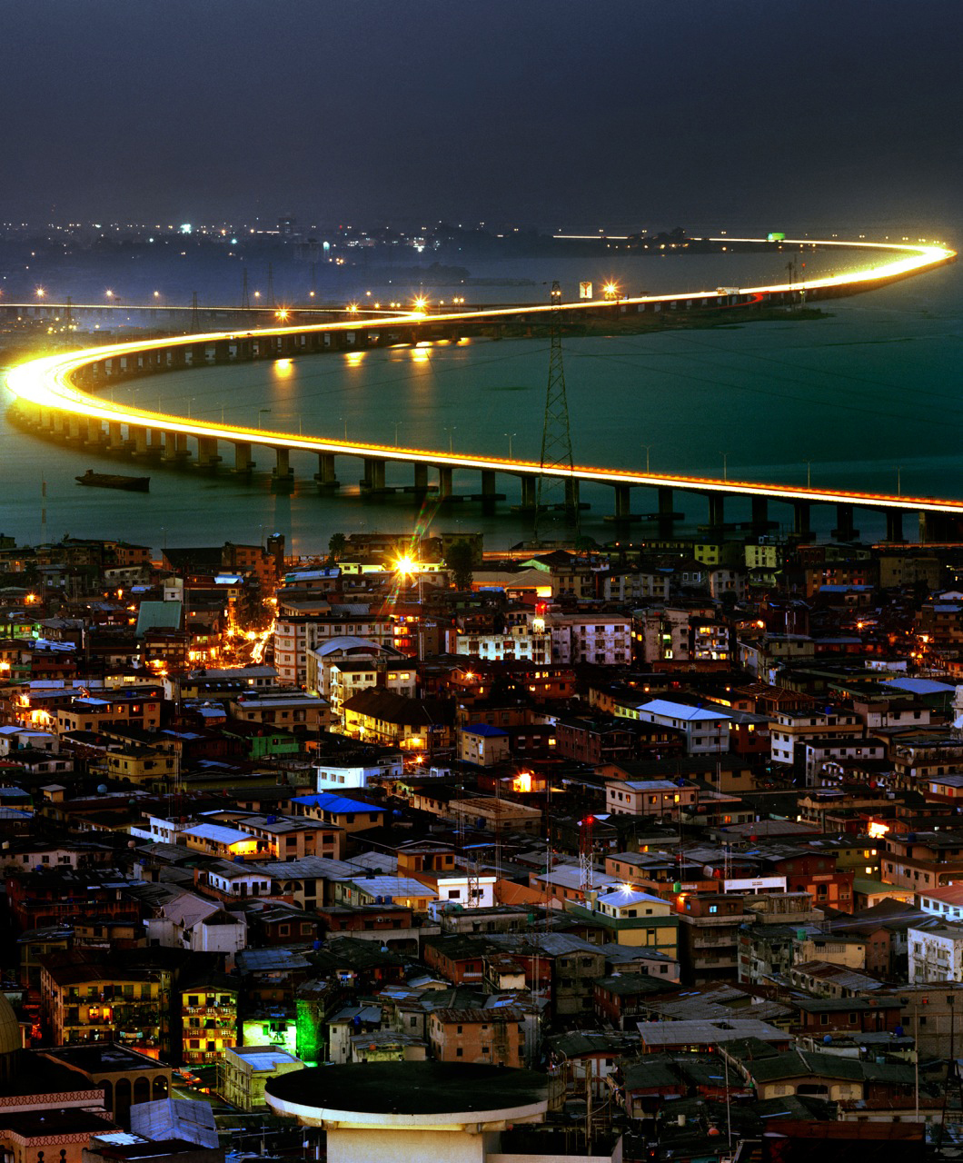Fun Places in Lagos- Third Mainland Bridge