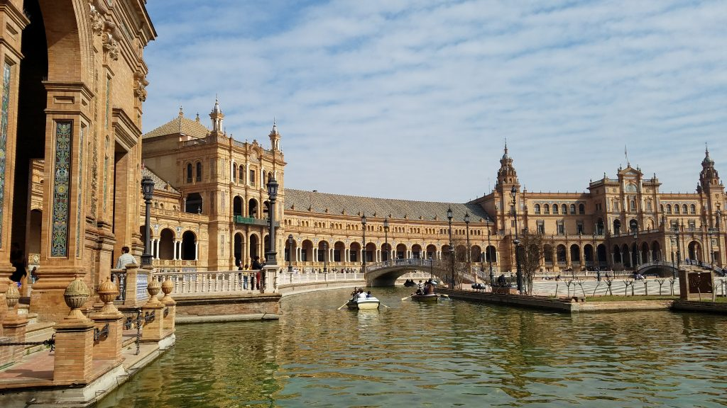 Spain Itinerary: Plaza de España