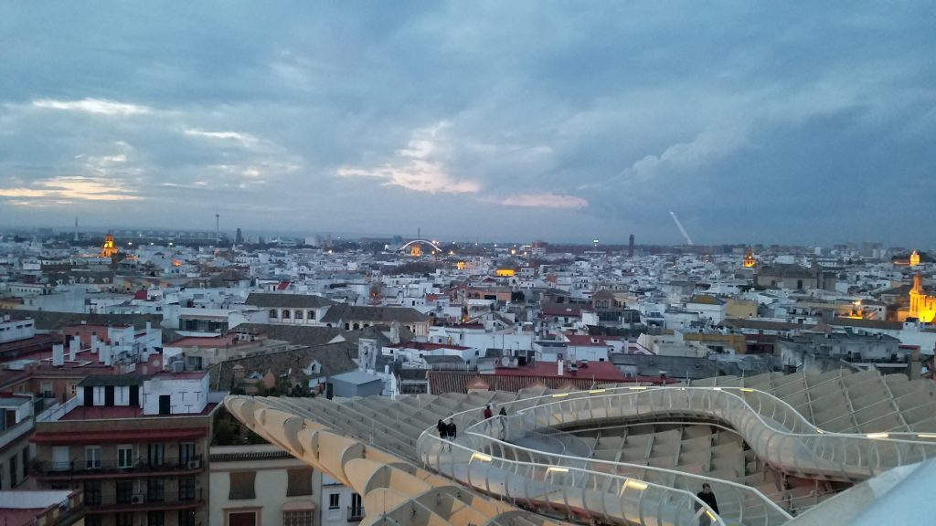3 day guide to Seville version halal- View