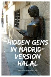 Hidden gems in Madrid- Piterest