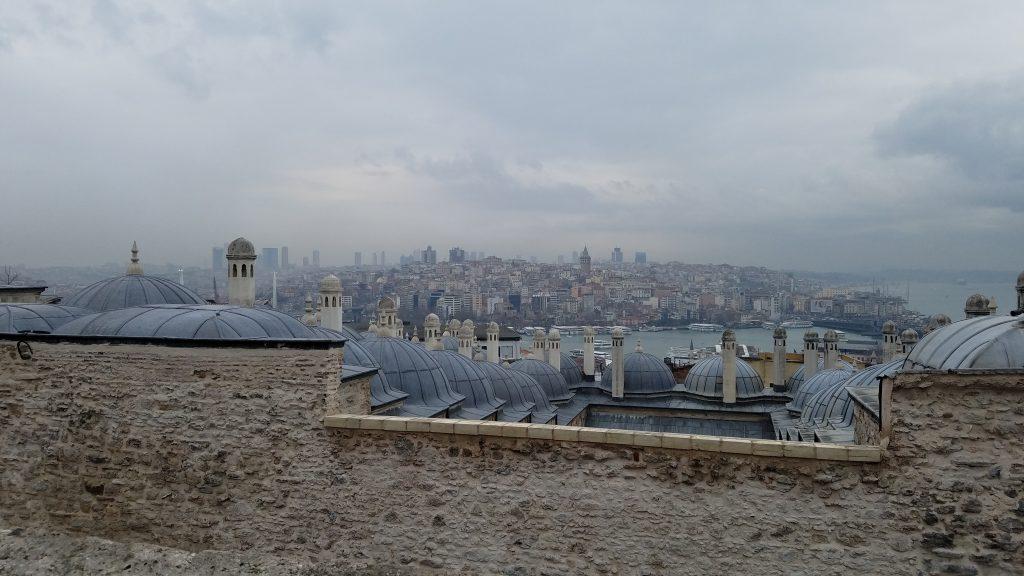 Istanbul Itinerary: Suleymaniye