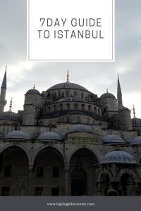 Istanbul: Pinterest
