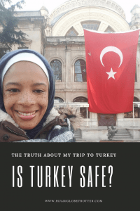 Is Istanbul safe for a woman to travel alone?