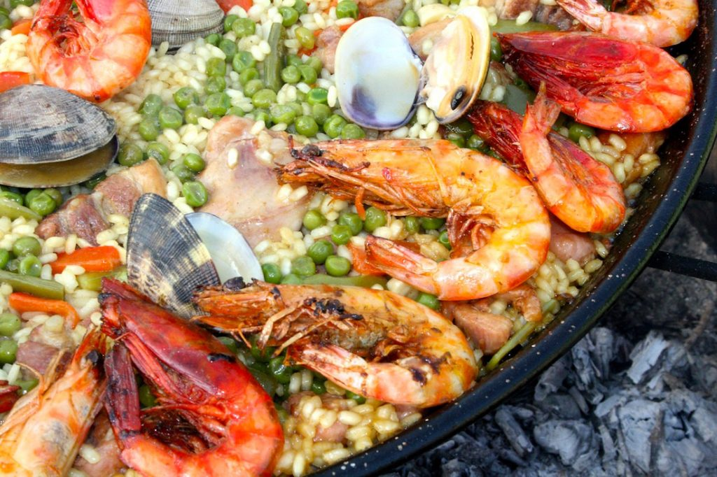 Vacation to Spain: Cuisine