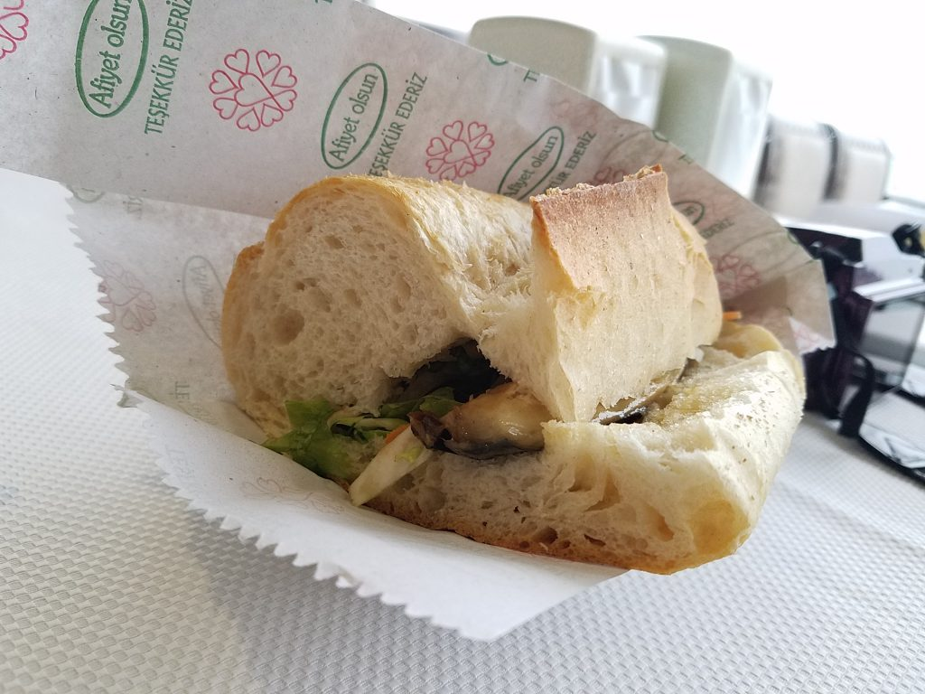 Traditional Turkish Foods: Balik Ekmek