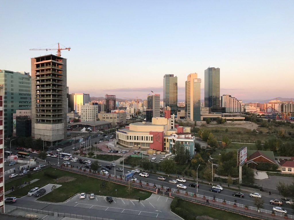Nomad in Mongolia: Ulanbaatar