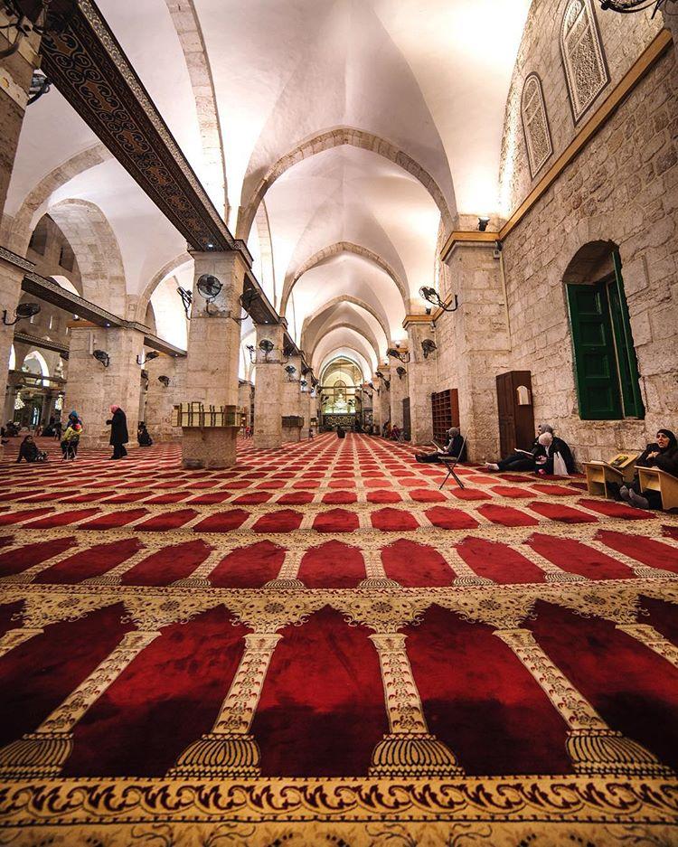 Jerusalem- Al- aqsa