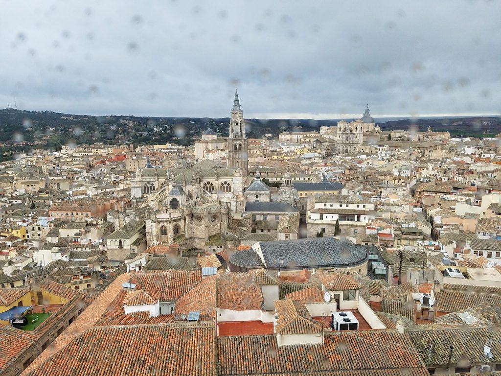 Things to do in Toledo, Spain: Alcazar de toledo cafe