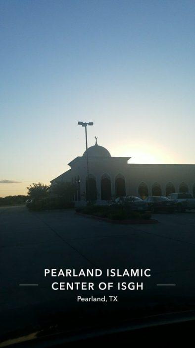 Ramadan in Texas: 30 days and 30 mosques  | Hijabiglobetrotter