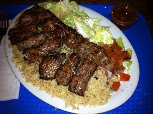 Halal restaurants in Toronto-  Bamiyan Kabob