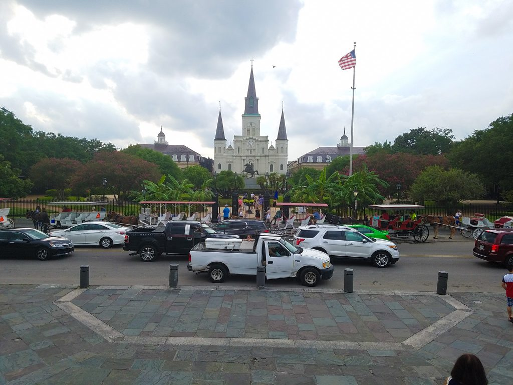 New Orleans Itinerary: Jackson Square