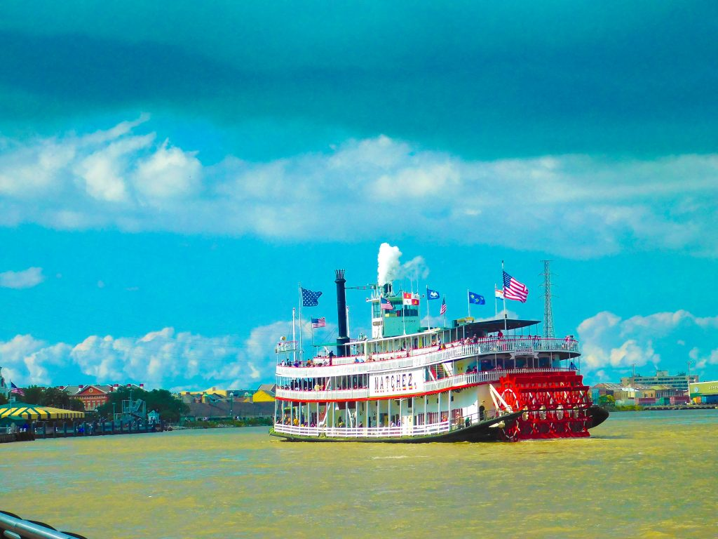 New Orleans Itinerary: Steamboat Natchez