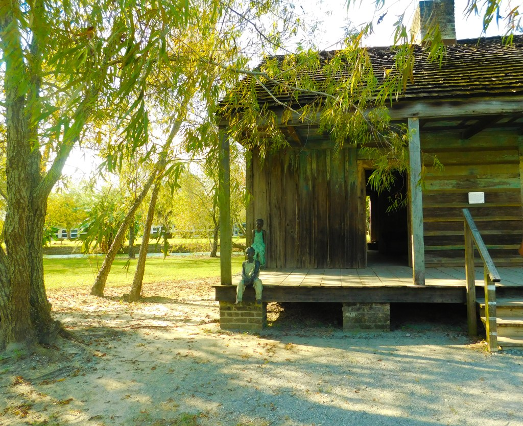 New Orleans Itinerary: Whitney plantation
