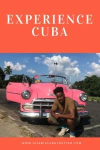 Experience Cuba: Pinterest