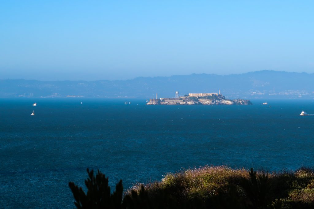 San Francisco Itinerary for 4 days: Alcatraz