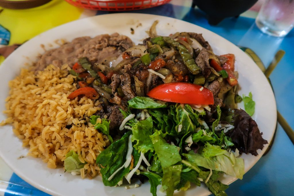 San Francisco Itinerary for 4 days: Mexican Food