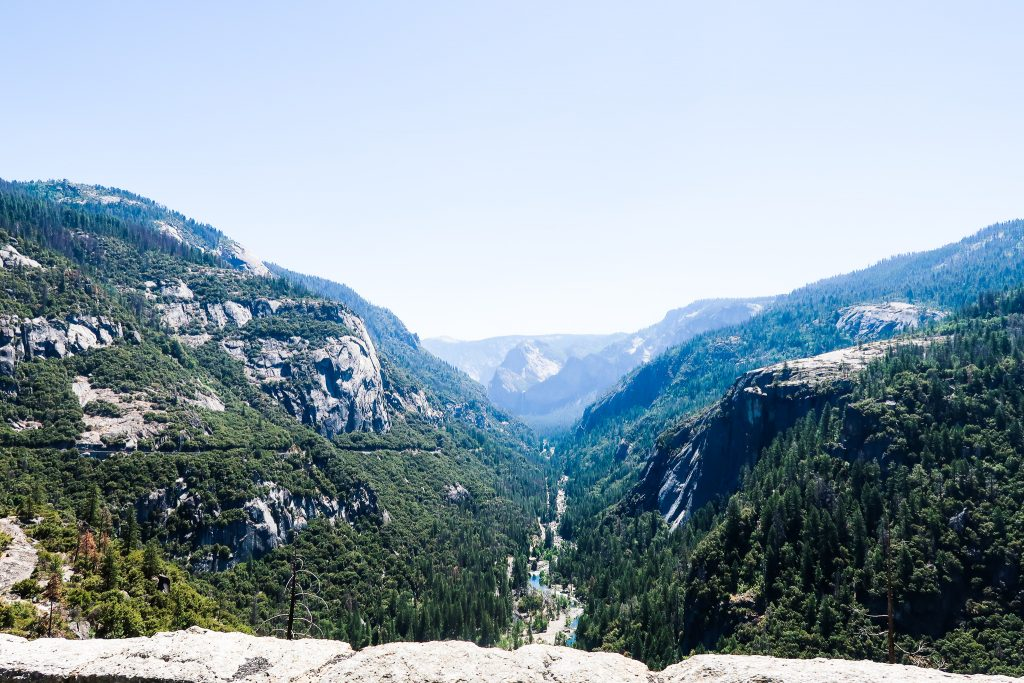 San Francisco Itinerary for 4 days: Yosemite