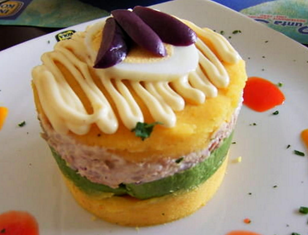 Peruvian Dishes: Causa