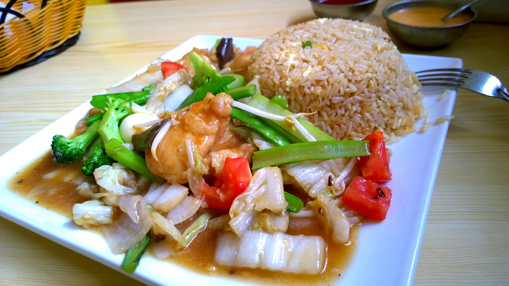 Peruvian Dishes: Chifa