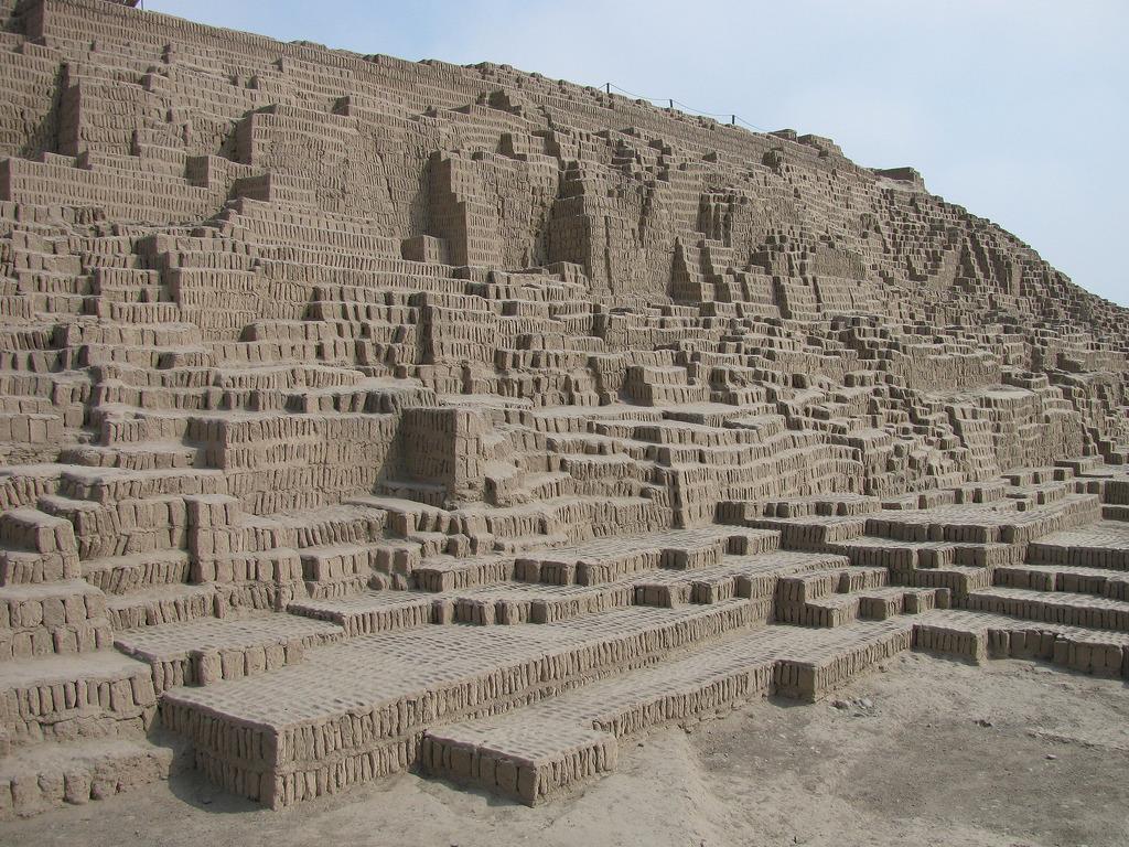 Peru Itinerary: Huaca Pucllana
