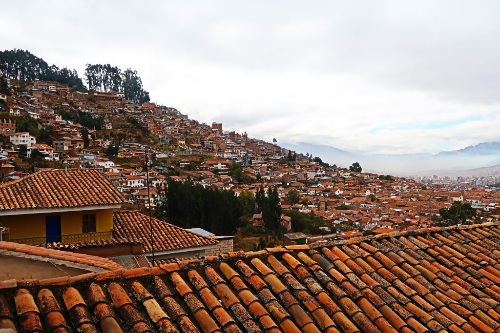 Going to Peru: Cusco