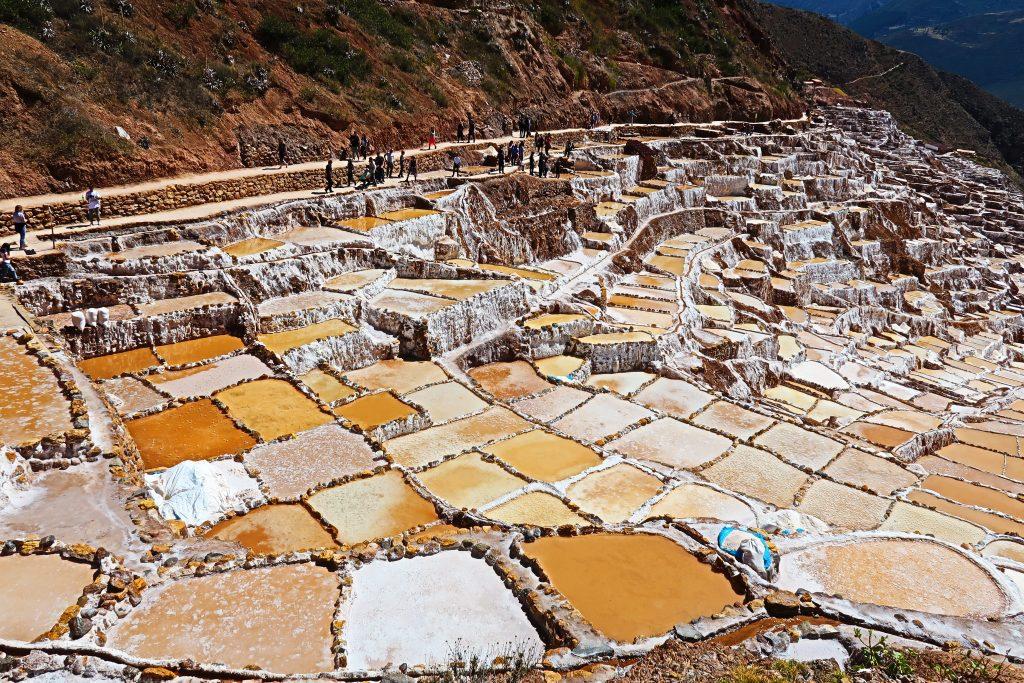 Peru Itinerary: Salt Mines