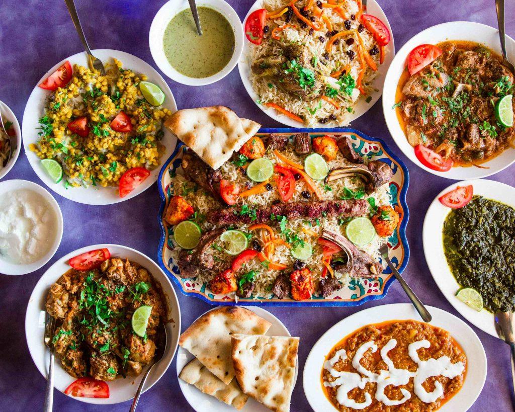 Halal Guide in Houston: Afghan Village