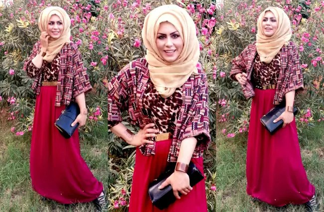 Maxi Hijab Tutorial 2018– The Perfect Complement To Any Maxi Dress