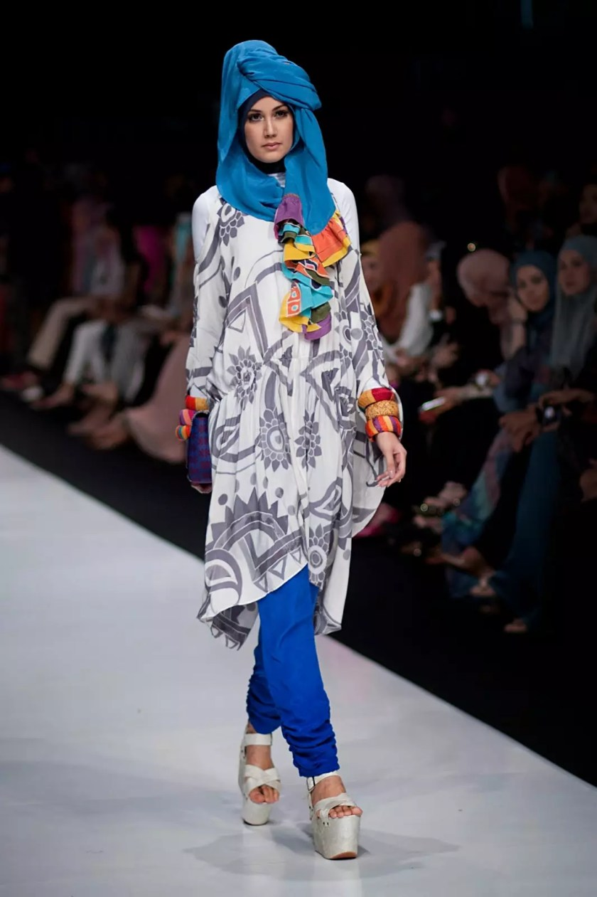 different and easy hijab styles 2016