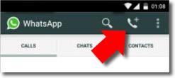 Por qué no aparecen las llamadas de whatsapp en mi teléfono