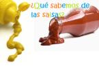 ketchup y mayonesa