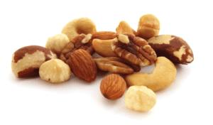 Alergia a los frutos secos