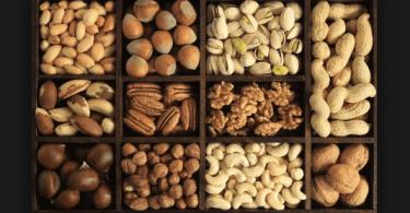 Propiedades de los frutos secos
