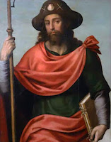Saint-Jacques le Majeur, apôtre du Christ