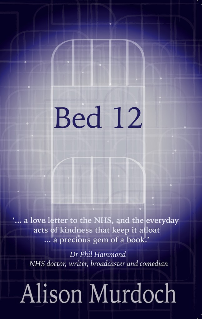 Bed 12 by Alison Murdoch Front Cover