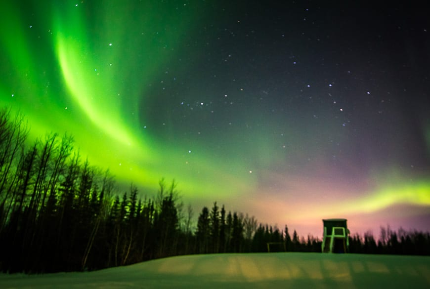 Fort Mcmurray Northern Lights