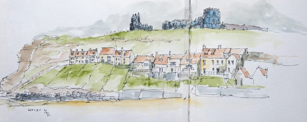 Whitby old town