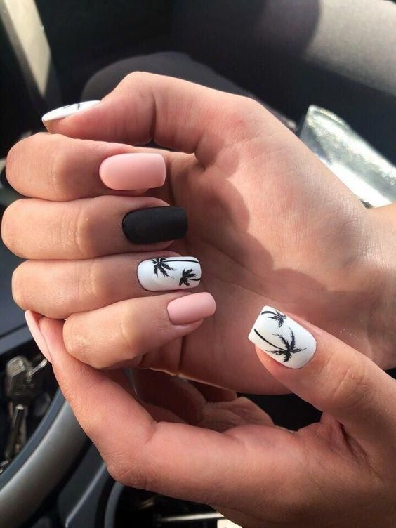 60 Summer Nail Art 2020 Ideas To Give You That Invincible Shine