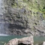 You can swim in the pool beneath Hanakapi'ai Falls