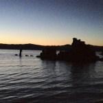 South Tufa at sunset